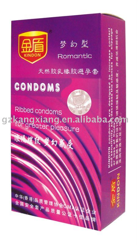 Lubricanted condoms