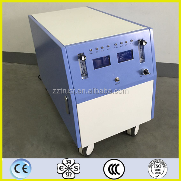 High quality industrial portable 15liter oxygen concentrator price