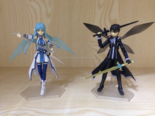 custom made sao sword art online anime pvc action figure toy collection