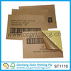 adhesive label printing carton sticker