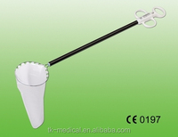 Disposable endo pouch for laparoscopic instruments