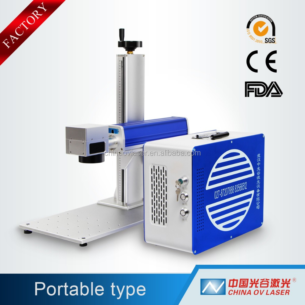 high quality marking laser machine for cell phone case printing