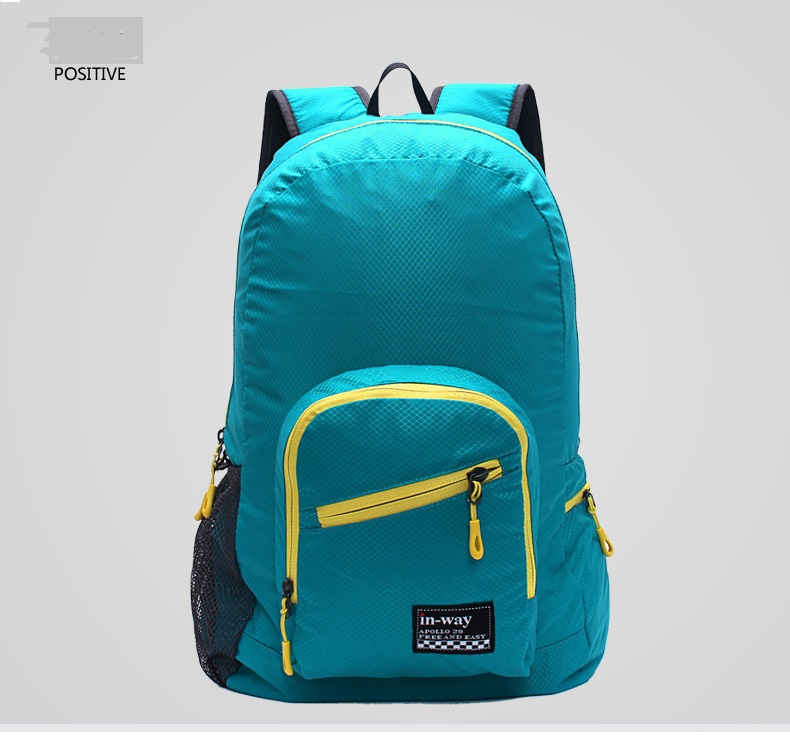 outdoor waterproof nylon travelling backpack wholesale price