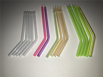 Manufacture Colorful Disposable Dental Sani tips