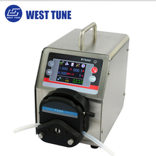 BT300F series 2016 hot sale stepper motor Intelligent Dispensing Peristaltic Pump with best price