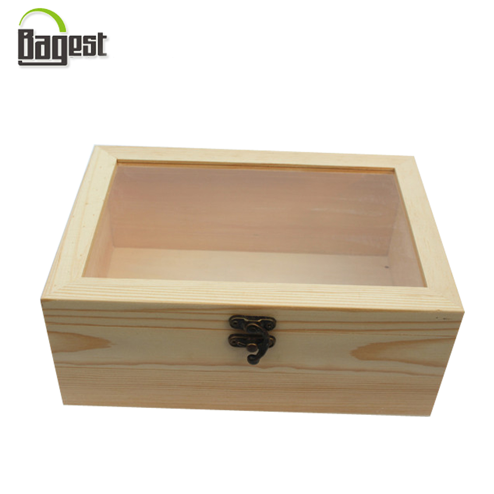 Wholesale Low Price Small Jewelry Pine Box Wood In China