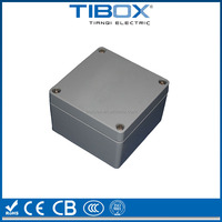 aluminum extrusion enclosure/extruded aluminum electronic enclosures