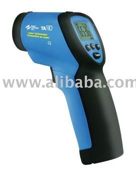 TA110 Laser Tachometer and Counter