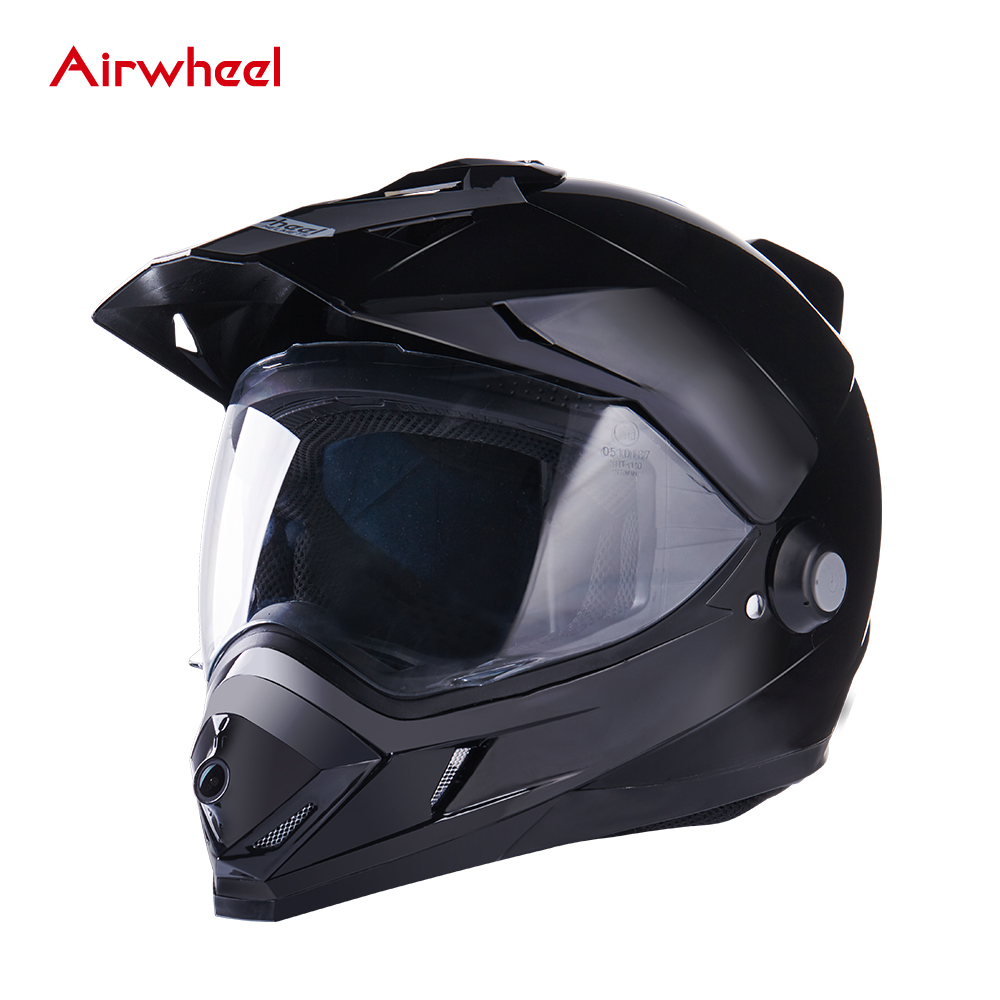2017 New Design Bluetooth WIFI Full Face Motorcycle Helmet with Camera