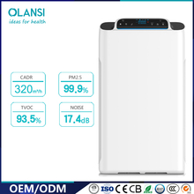 Odor, dust, pm2.5 remover home ozone air purifier air purifiers