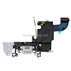 Wholesale for iPhone 6S Charging Port Dock Mic Headphone Flex Cable