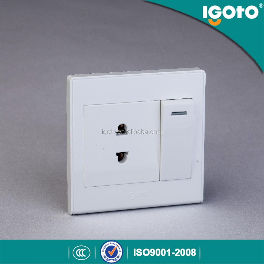 IGOTO UK standard touch wall switch micro switches electrical switch
