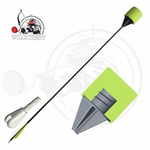 Wholesale Archery equipment Foam tip and Safe Green Arrow tag