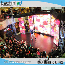 full color led board/led display screen PH7.62 for indoor stage background/concert/fashion show