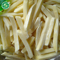 IQF frozen Potato strips with BRC certificate
