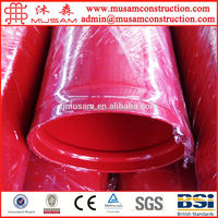 "8"" well casing for sale/well casing 8 5/8 inch"