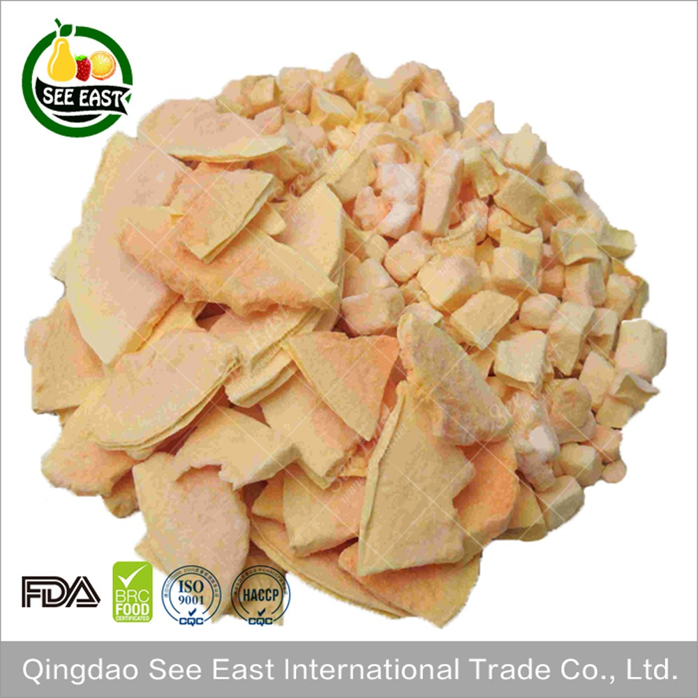 Import China Products FD Dried Fruits Freeze Dried Papaya
