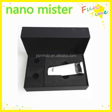Low price handy portable facial nano mister atomizer sprayers for sale with USB mobile power recharged