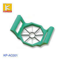 Hand press 8 part apple cutter apple slicer With pp handle