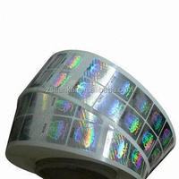Light reflective Hologram Paper Self-Adhesive sticker