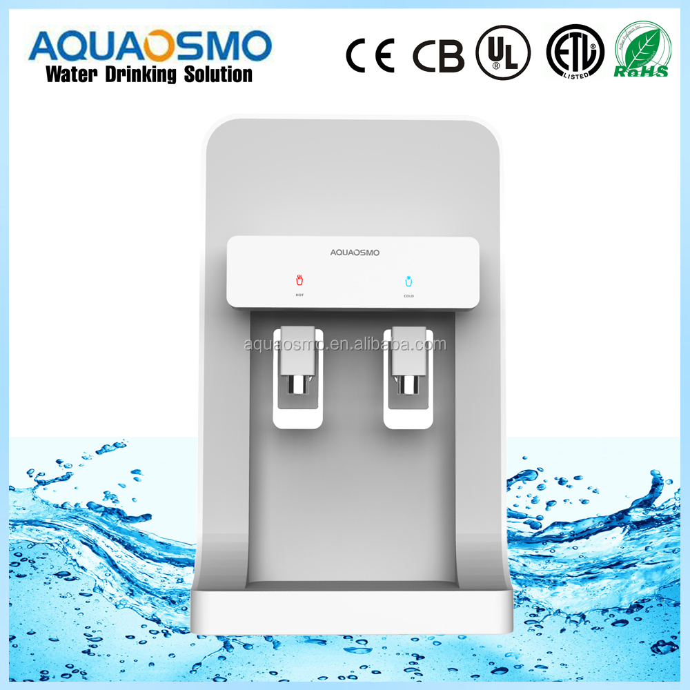 Low price cold and hot water dispenser /countertop water dispenser
