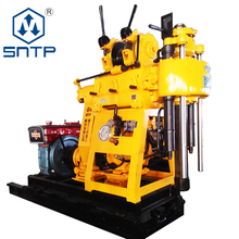 xy 1 portable rotary diamond core small well drilling rig machine