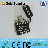 custom made film shape usb