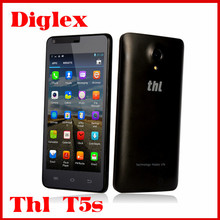 Wholesale Thl T5s MT6582 Quad Core RAM 1GB ROM 4GB Android Phone