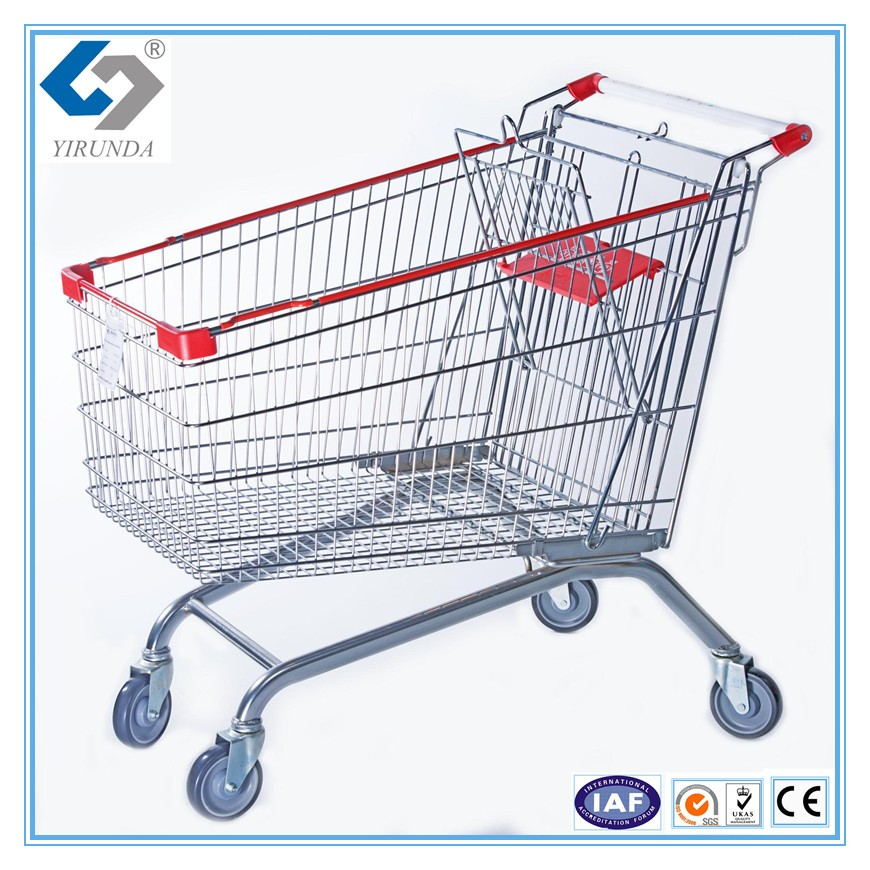 Asia shopping trolley