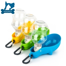 The New Listing Portable pet dog drinking out of water bottle for wholesale sale