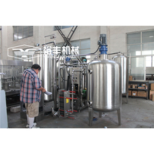 2017 New high quality practical china cheap carbonated drink production line