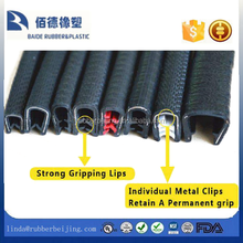 steel reinforced rubber strips for seal