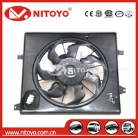 Auto Radiator Electric Fan 24V/12V FOR KOREAN CAR BLOWER ASSY 253802K000 25380-2K000