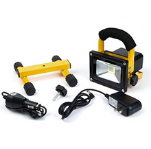 "Rechargeable Battery Operated 7"" 51W Bridgelux LED Car Work Driving Light for Truck and ..."