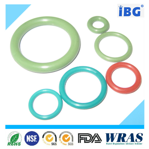 Low price different bright color small rubber o rings For bracelet