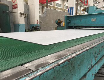 EN 1.4003 hot rolled stainless steel plates