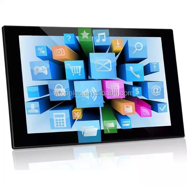 20 inch digital android photo picture frame
