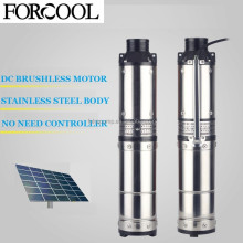 solar centrifugal deep well water irrigation pump