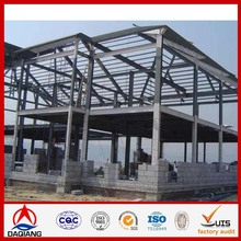 steel structure space frame dome shed roofing