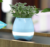 Cheap Household Outdoors PlasticMusic Smart Originality Sound Voice Music Blue Tooth Wireless Colored Music Flower pot