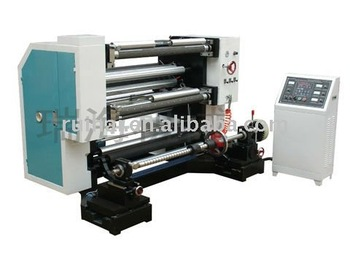 LFQ-B Model high speed bopp film slitting machine ( slitter for bopp pvc Al )