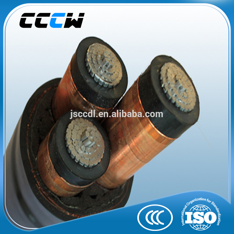 Submarine power cable with ce&iso