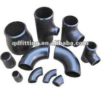 CARBON STEEL BW Pipe Fittings(ASTM A234 WPB) elbows,tees,reducers,caps and bends