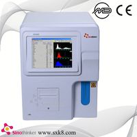 SK9000 portable semi auto hematology analyser products