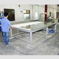 Machine Roll Fabric Cutting Table