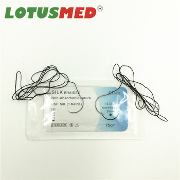 Silk Suture Non-Absorbable Surgical Suture