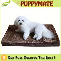 hot sale good quality indestructible dog bed for large dogs