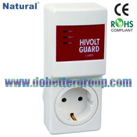 7A automatic high voltage and low voltage guard