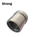 Good quality stainless steel 304 sleeves,pipe plugs and High Strength bolts