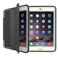 Kidproof 8 Inch Tablet Case PU Leather Case For iPad Mini 1 2 3